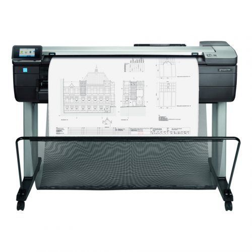 HP DesignJet T830 centre