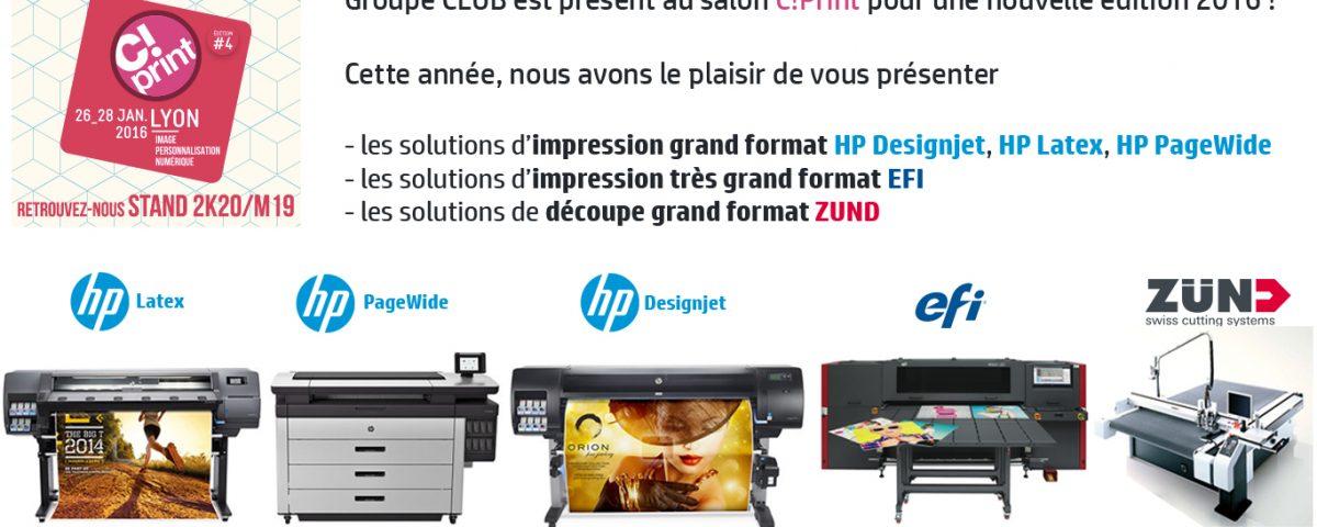 C!Print - Groupe CLUB