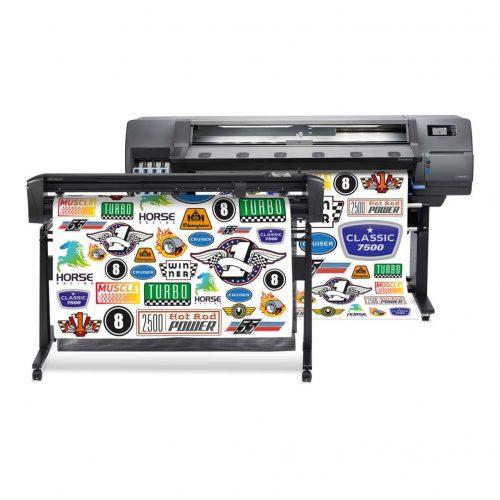 HP Latex 115 Print & Cut