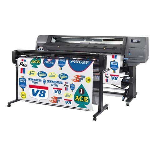 HP Latex 335 Print & Cut