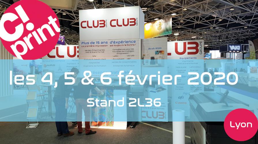 C!Print 2020 - Club Groupe