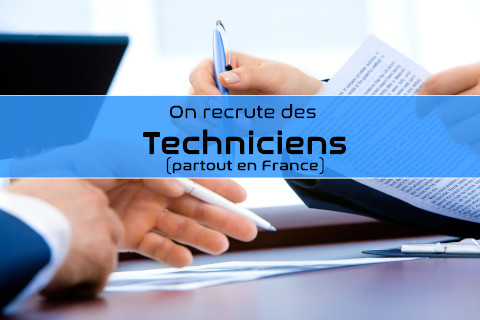 Des Techniciens