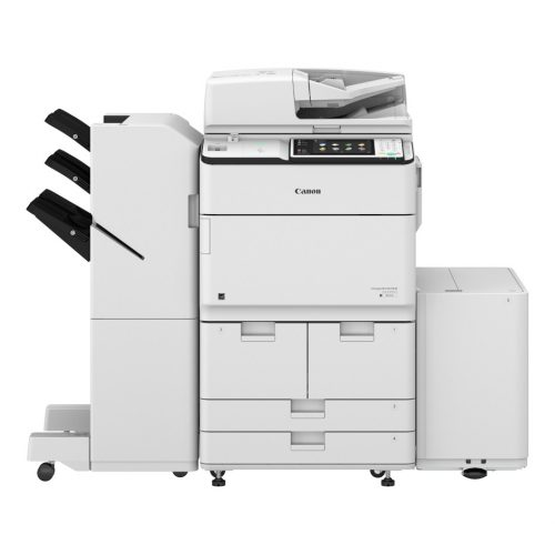 Canon imageRUNNER 6555i face