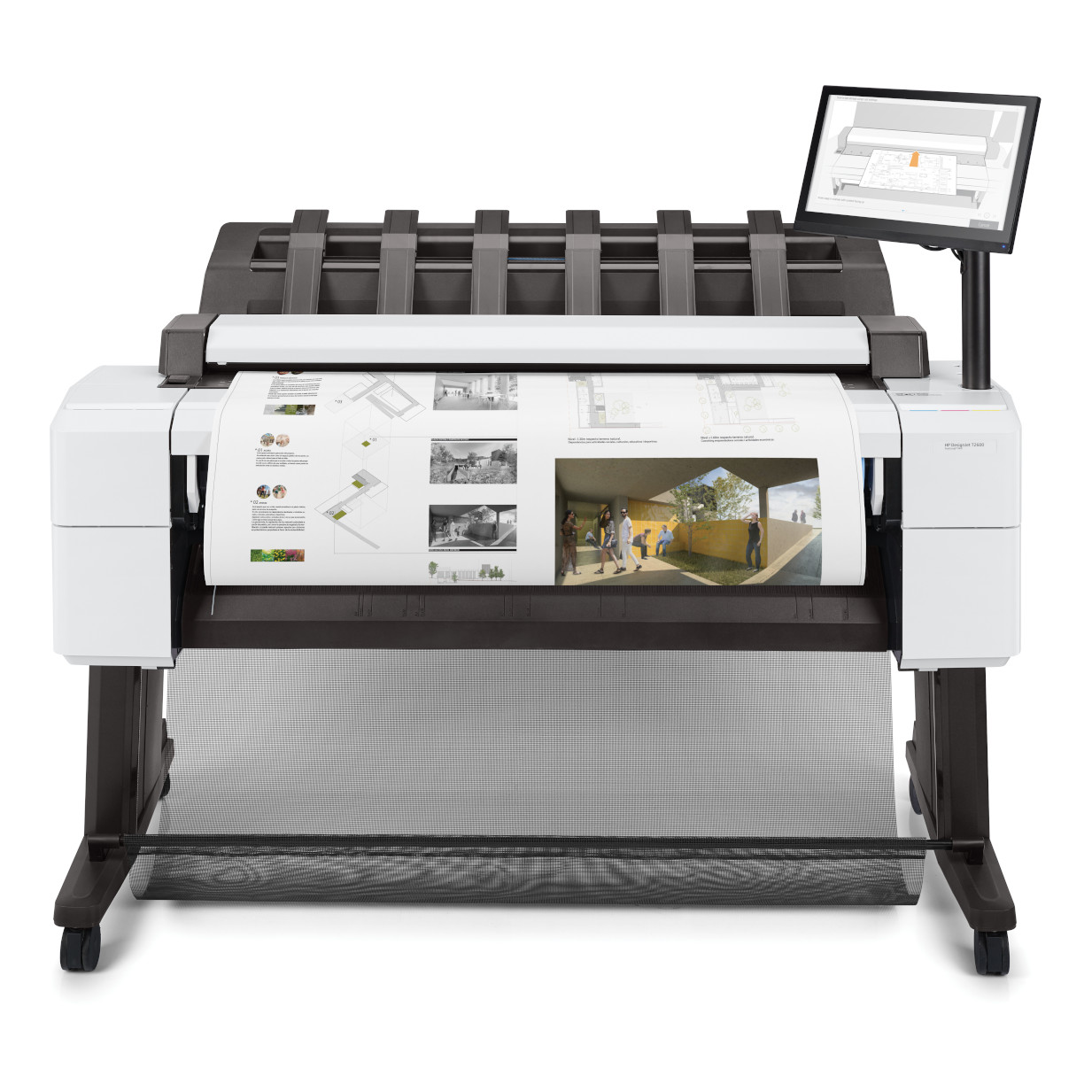 HP Designjet T2600 Front