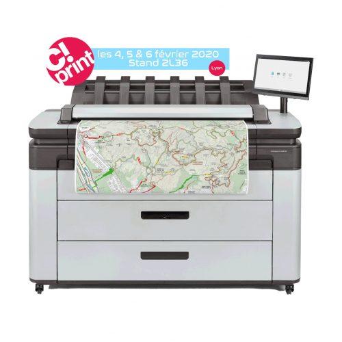 Hp DesignJet XL 3600 CPrint