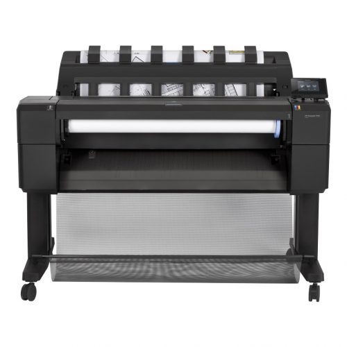 HP DesignJet T930 center
