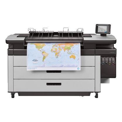 HP PageWide XL 4500 centre