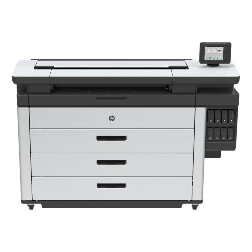 HP PageWide XL 8000 centre