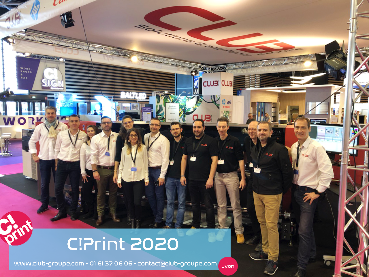 Club Groupe CPrint 2020