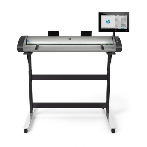 HP SD PRO SCANNER
